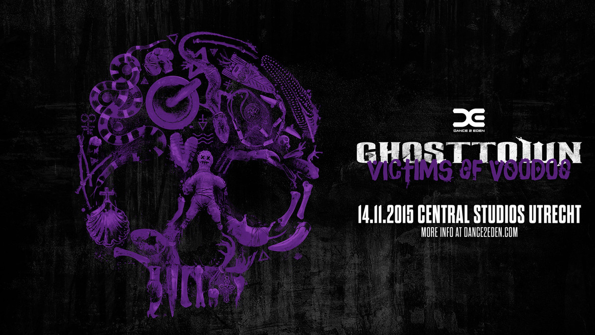 Ghosttown timetable, all you need to know en laatste tickets